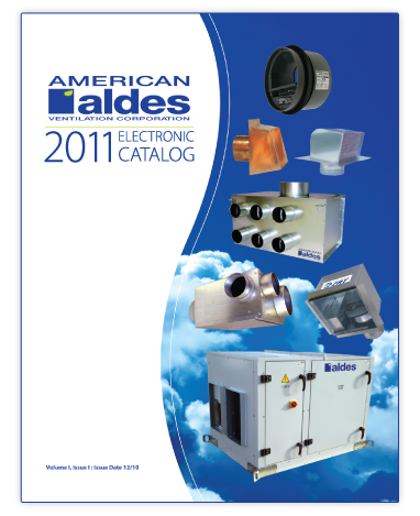American Aldes Ventilation Electronic Catalog Download